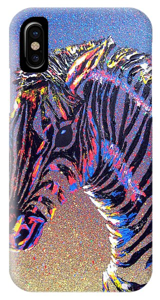 Zebra Fantasy IPhone Case