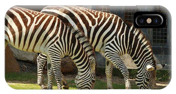 Zebra Phone Case by Tinjoe Mbugus