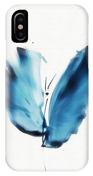 Zen Butterfly IPhone Case