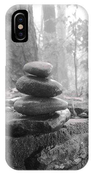 Zen Rocks IPhone Case