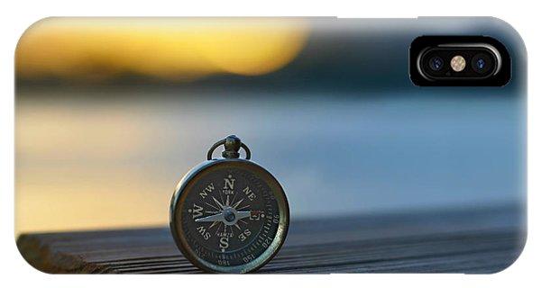 Zen Scape IPhone Case