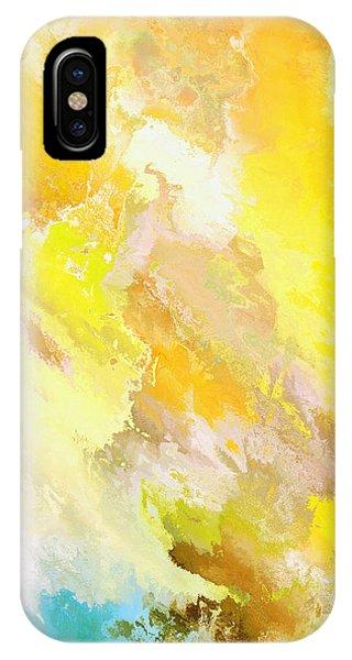 Zeus Olympios IPhone Case
