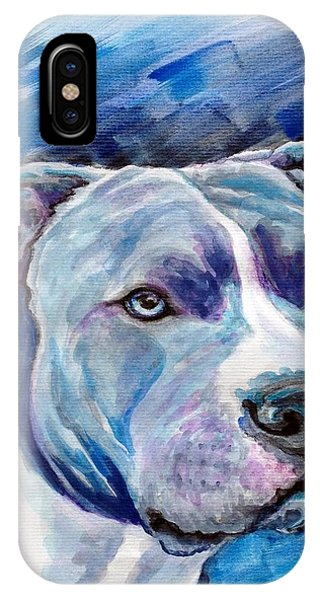 IPhone Case featuring the painting Ziggy by Ashley Kujan