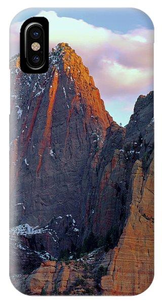 Zion National Park , Utah IPhone Case