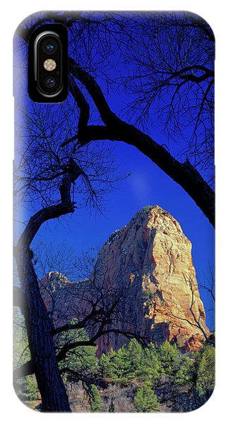 Zion National Park, Utah Phone Case by Scott T. Smith