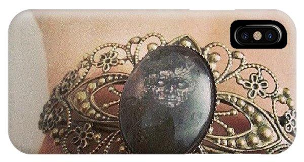 Steampunk iPhone Case - #zombie #bronze #jewelry #victorian by Daniela Barisone
