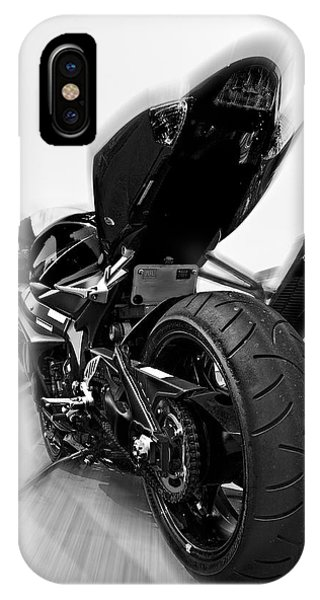 Zoomed Gsxr IPhone Case