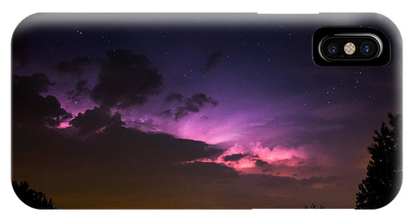 Zues At Play Under The Stars IPhone Case