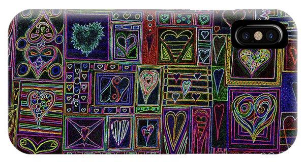 Find U'r Love Found V 3 IPhone Case
