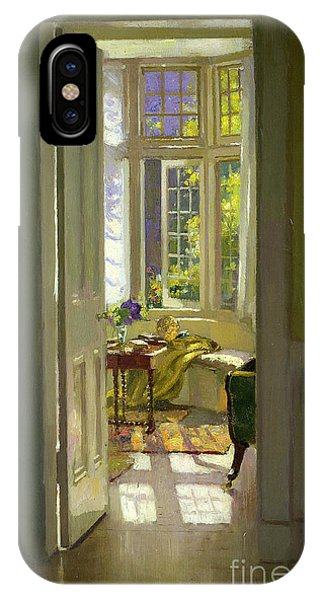 Interior Morning  IPhone Case