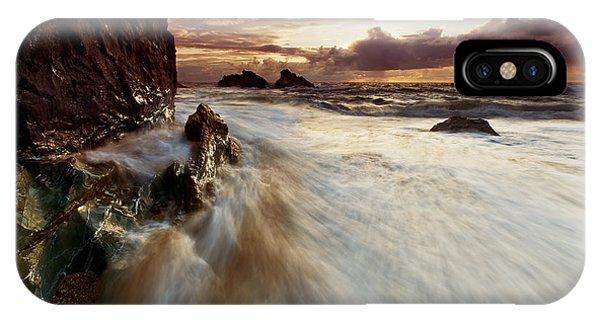 Llanddwyn Island Beach IPhone Case