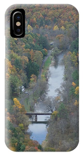 Pa Valley View IPhone Case