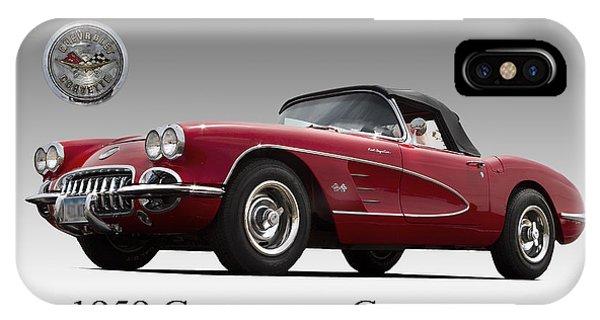 1959 Corvette IPhone Case