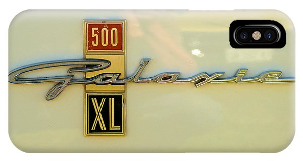 1963 Ford Galaxie IPhone Case
