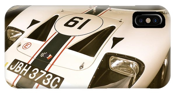 1965 Ford Gt40 IPhone Case