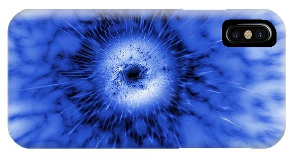 Active Galaxy, Artwork Phone Case by Mehau Kulyk
