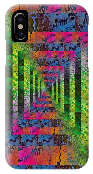 Purple Rain iPhone Case - After The Rain 4 by Tim Allen