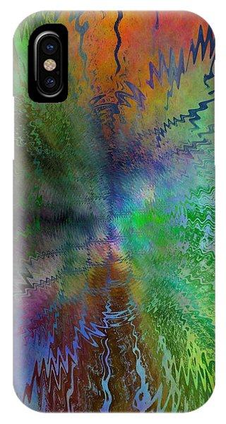 Purple Rain iPhone Case - After The Rain  by Tim Allen