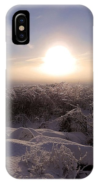Sonne iPhone Case - After The Storm ... by Juergen Weiss