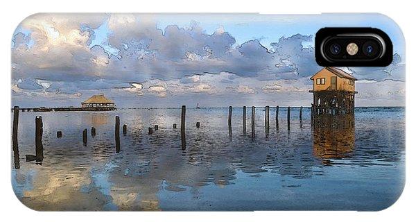 Ambergris Caye Belize IPhone Case