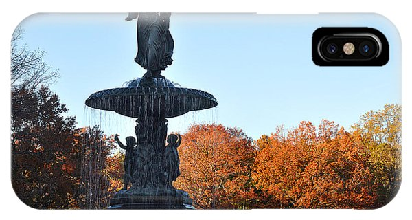 Angel Central Park IPhone Case