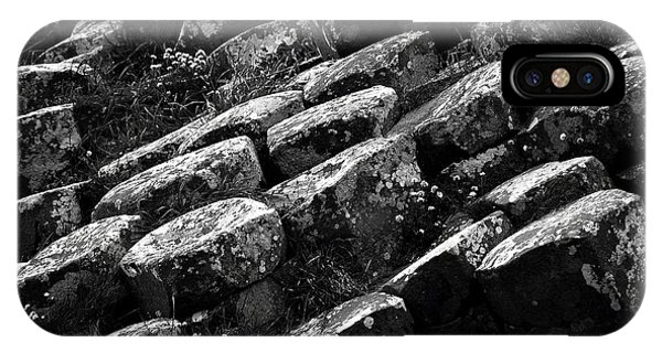 Another View Of The Giants Causeway IPhone Case