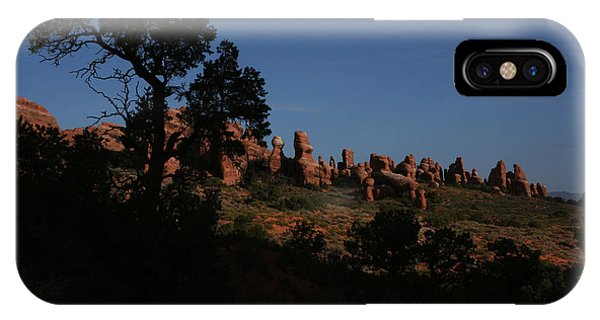 Arches National Park IPhone Case