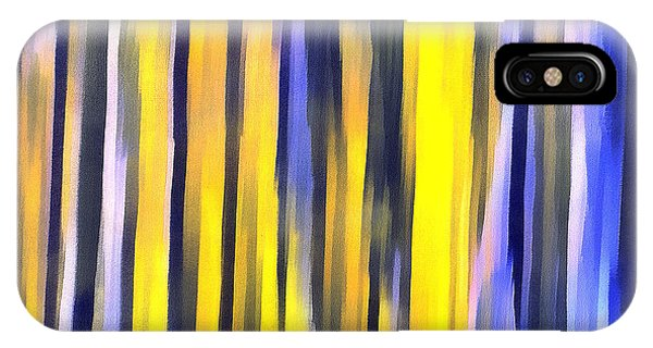 Art Abstract Work IPhone Case