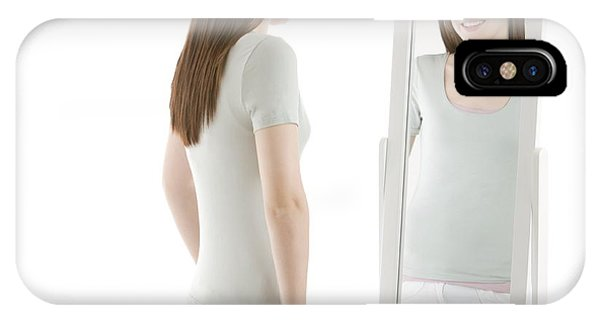 Body Image Phone Case by
