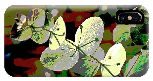 Bright Leaf  IPhone Case