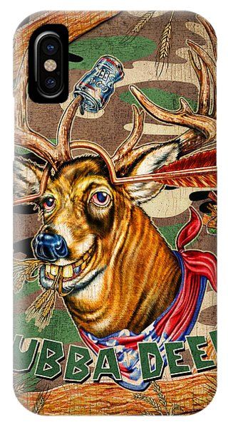 Shooting iPhone Case - Bubba Deer by JQ Licensing