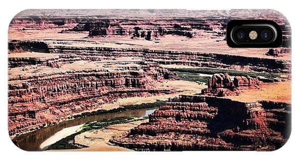 Beautiful Landscape iPhone Case - Canyonlands by Luisa Azzolini