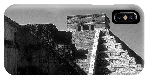 Chichen Itza Ruins Yucatan Mexico IPhone Case