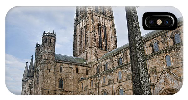 Durham Cathedral IPhone Case