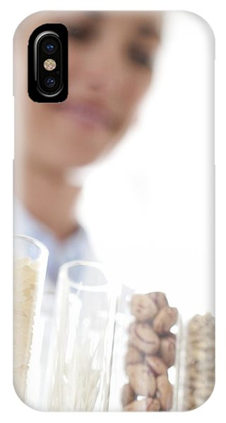 Food Research Phone Case by