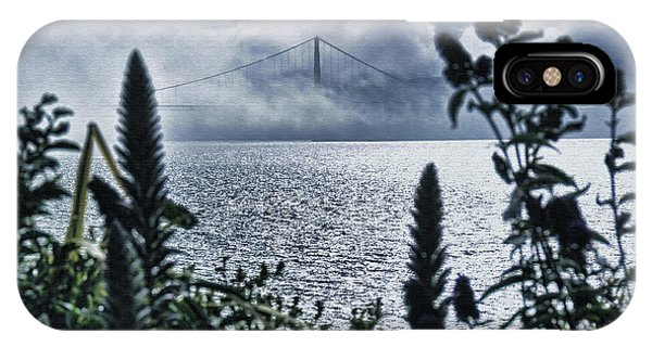 IPhone Case featuring the photograph Golden Gate Bridge - 1 by Mark Madere