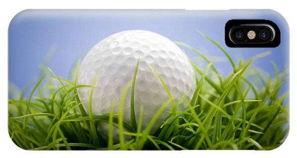 Golfball IPhone Case