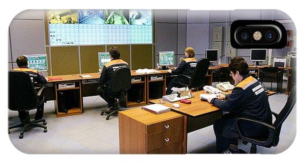 Heat Supply Station Phone Case by Ria Novosti