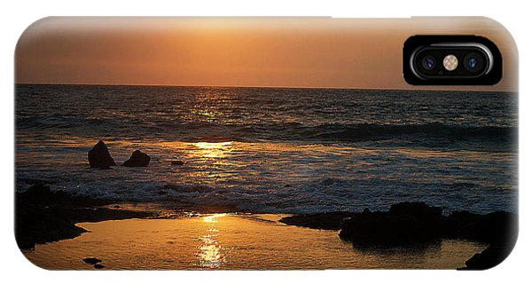 Kohala Sunset IPhone Case