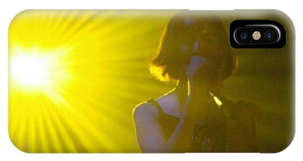 Lauren Bruno Of Les Rav IPhone Case