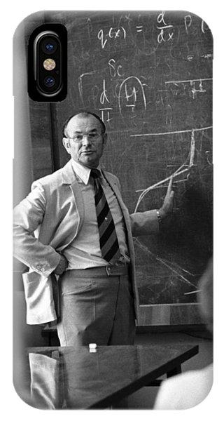 Leonid Brekhovskikh, Soviet Oceanographer Phone Case by Ria Novosti