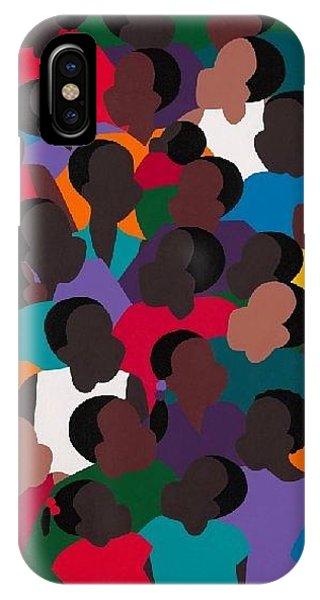 iPhone Case - Les Enfants by Synthia SAINT JAMES