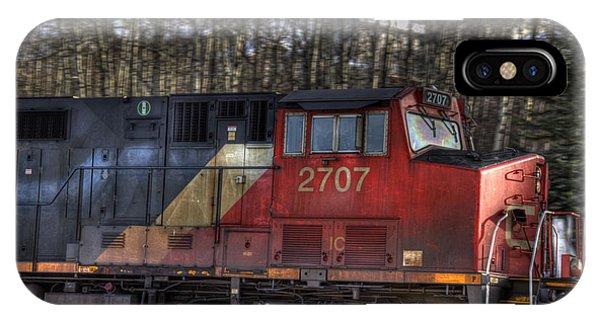 Locomotive Phone Case by Kim French