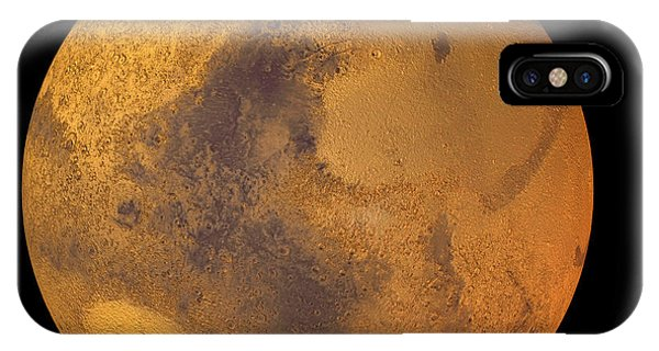 Mars Phone Case by Friedrich Saurer