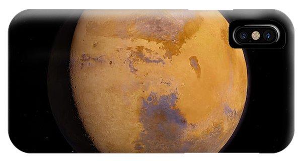 Mars Phone Case by Joe Tucciarone