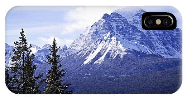 Mountain iPhone X Case - Mountain Landscape by Elena Elisseeva