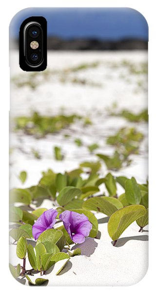 Railroad Vine Blossom IPhone Case