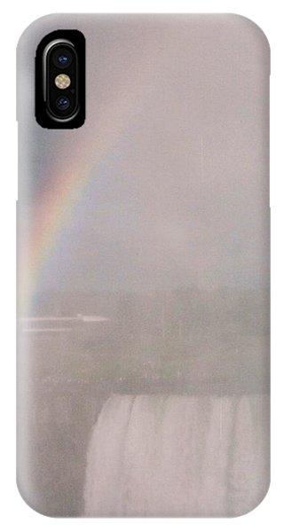 iPhone Case - Rainbow Falls by Pharris Art