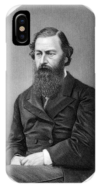 Samuel Baker, British Explorer Phone Case by