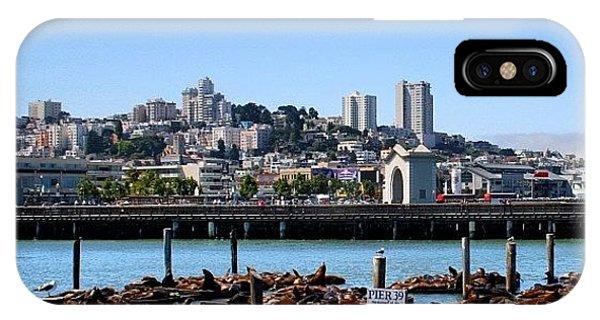 Beautiful Landscape iPhone Case - San Francisco by Luisa Azzolini